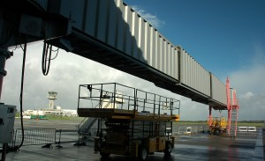 Shannon Airport Air Bridges