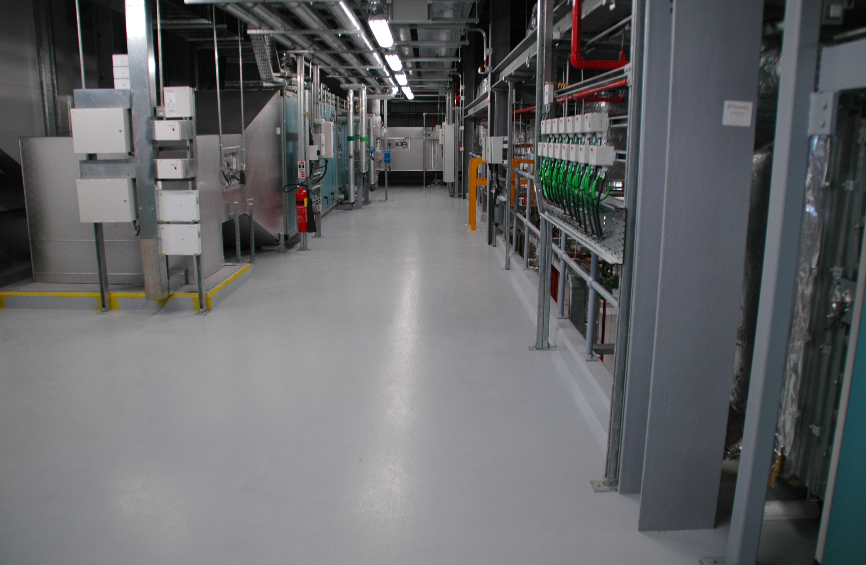 High Build Epoxy Roller Coat System - International ...
