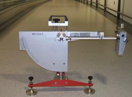 Portable Pendulum Tester